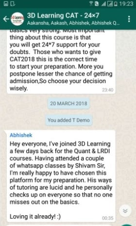 Reasoning Whatsapp Group Link