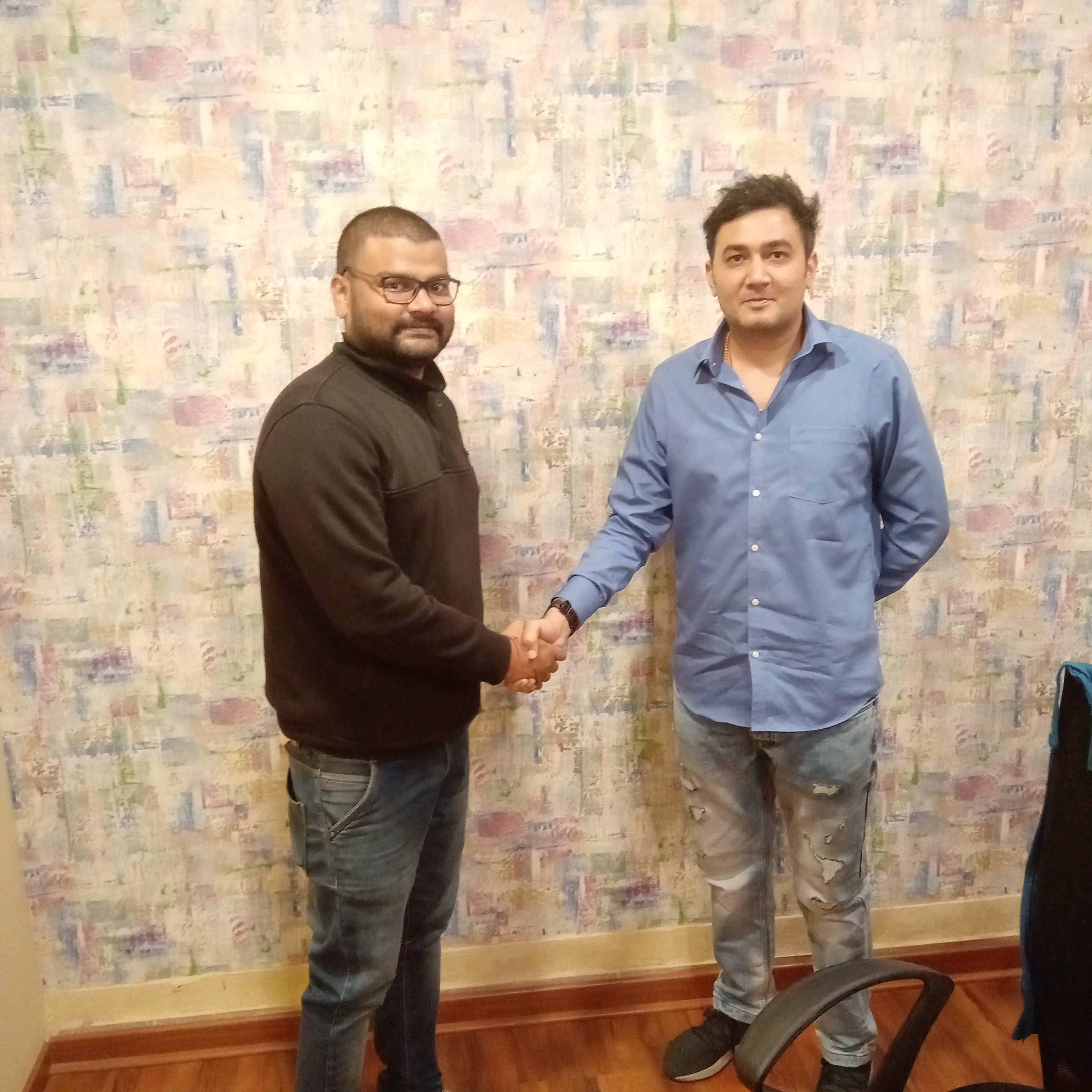 Pankaj Sir Academy Placed student