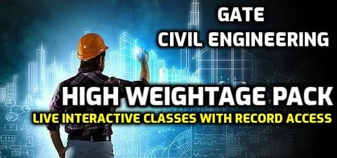 GATE Civil and Aerospace Online Coaching Live classes